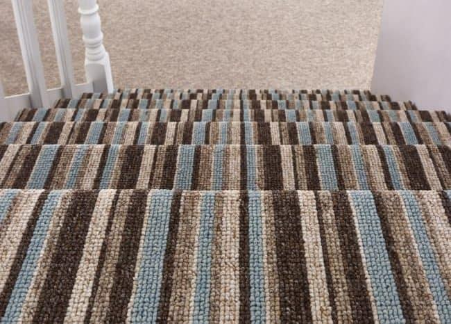 Gala stair carpet.