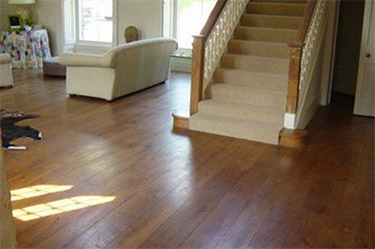 Wooden flooring. All The Floors. Domestic and Commercial Flooring Specialists. Hertfordshire.