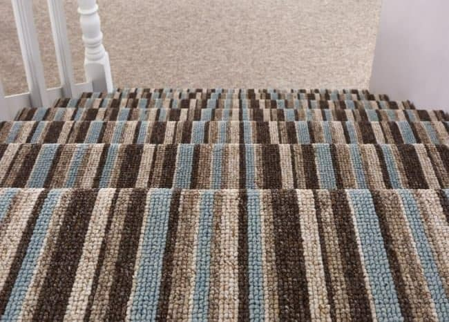 Gala stair carpet.